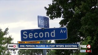 Shooting in Fort Myers leaves one man injured