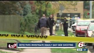 Man shot, killed on Indy's east side near 10th and Rural Streets - Video