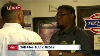 The Real Black Friday Expo expecting hundreds of entrepreneurs, community leaders - Video