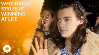 All the epic things Harry Styles did this week - Video