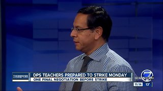 Union says Denver teachers will strike Monday after Polis declines intervention