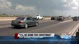 Record breaking holiday travel according to AAA - Video