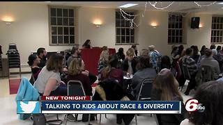 Talking to kids about race and diversity