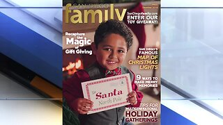 San Diego holiday events this season