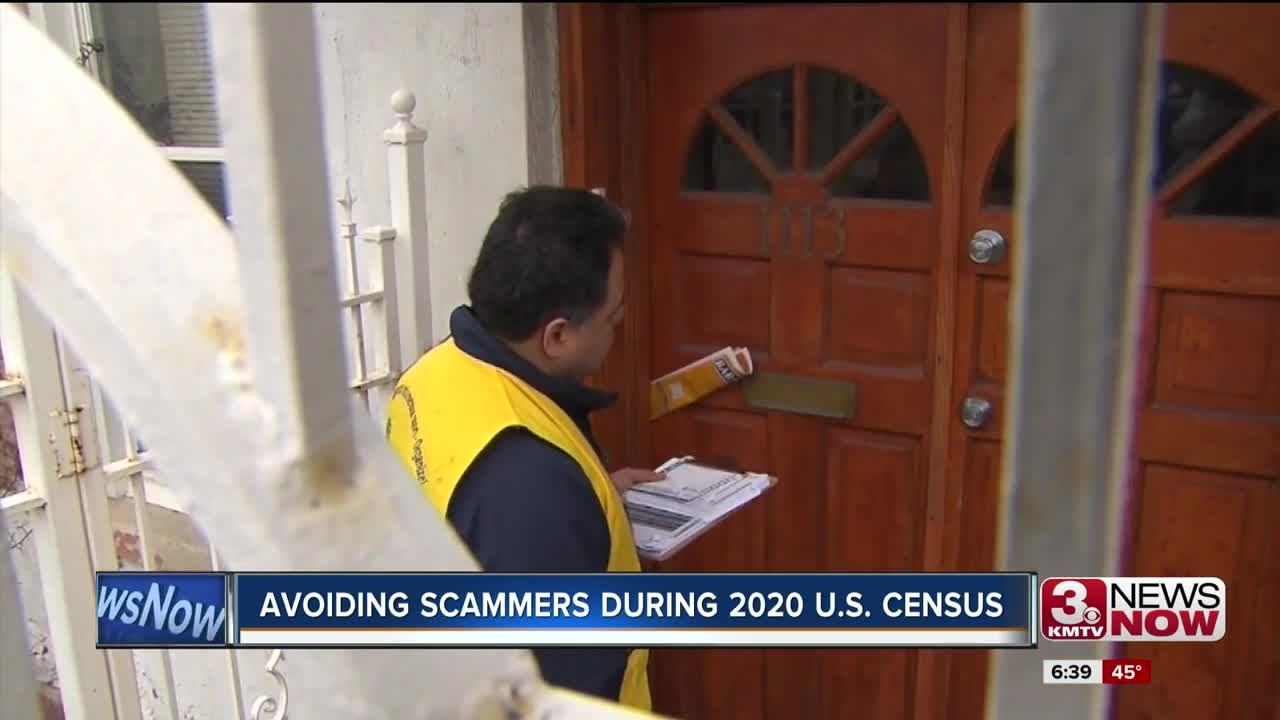 Tips to avoid scammers during 2020 U.S. Census