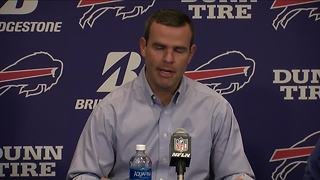Beane, McDermott thank Bills fans - Video