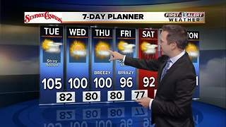 13 First Alert Weather for September 5 2017 - Video