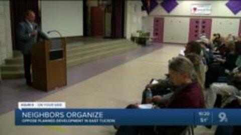 Neighbors organize to oppose east side development