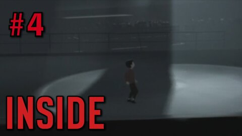 Playdead's INSIDE (Search Lights) Let's Play! #4