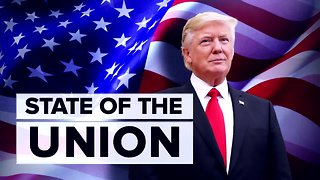 President Trump prepares to deliver State of the Union address