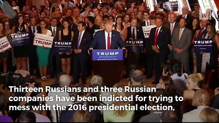 Author Bombshell: Media Meddled in Election More Than Russia - Video