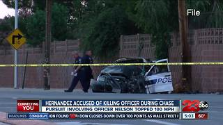 Speeds over 100 MPH during pursuit that killed BPD officer