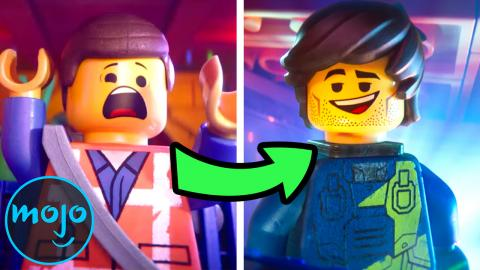 Top 10 Things You Missed in The Lego Movie 2