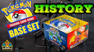 Pokemon Base Set History (Card Vault Intro)