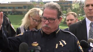 Full news conference: Douglas County Sheriff Tony Spurlock says 8 students injured in STEM School Highlands Ranch shooting