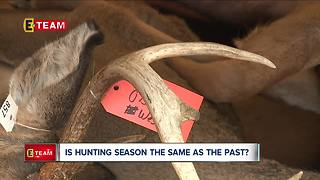 Is hunting season going out of style in Ohio? - Video