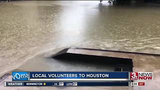 Nebraska sends more relief workers for Harvey - Video