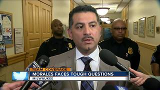 MPD chief emphasizes transparency, community relations in meeting with state lawmakers - Video