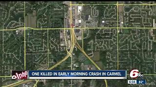 Person killed in Carmel head-on crash - Video