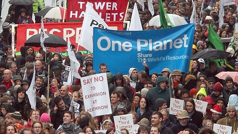 London Climate Protesters Say Demonstrations Inspired A Call To Action