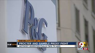 P&G proxy fight gets personal over TV ads - Video