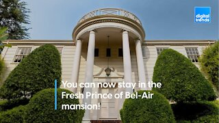 Rent the Fresh Prince Mansions is on Airbnb
