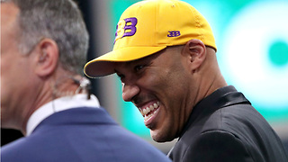 LaVar Ball Explains Why the Lakers Will BEAT the Warriors in the Playoffs