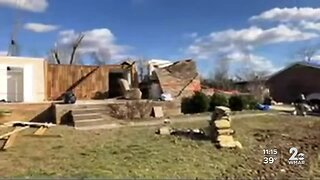 Baltimore native helping Nashville tornado victims