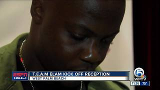 TEAM Elam Kick Off Party