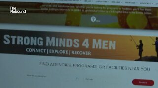 'Strong Minds 4 Men' campaign launches mental health resource web page for men