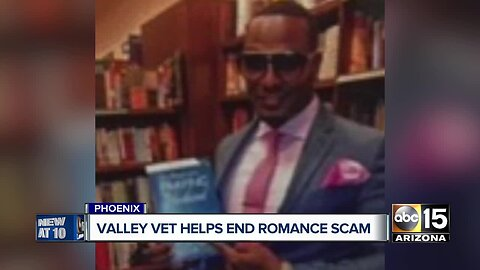 """""""Romance Scammer"""" arrested after stealing thousands from women across the country"""