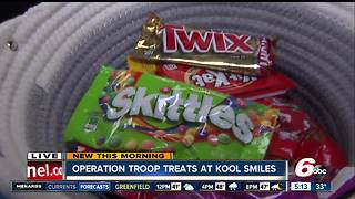 Donate excess Halloween candy for a good cause - Video