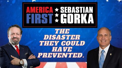 The disaster they could have prevented. Mark Morgan with Sebastian Gorka on AMERICA First