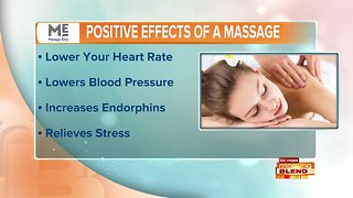 KEEP YOUR BODY WORKING: Benefits Of A Massage