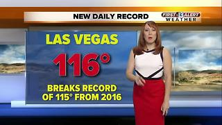 13 First  Alert Weather for June 20 - Video