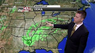 Dustin's Forecast 9-12 - Video