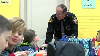 Riverside Local Schools welcomes law enforcement officers for new program