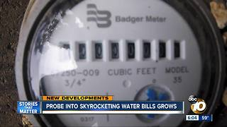San Diego woman gets $900 water bill - Video