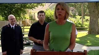 "Mayor Stothert: ""This is a humanitarian effort"""