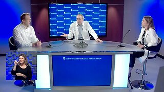 University of Kansas Health System gives COVID-19 update