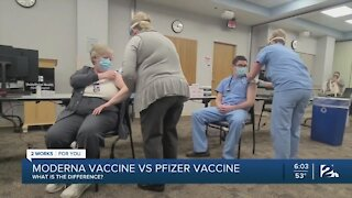 Moderna vaccine arrives in Oklahoma