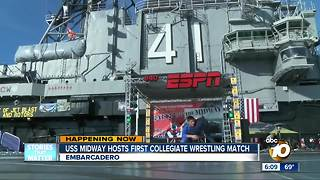 Air Force Academy and Fresno State duke it out - Video