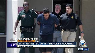 Arrest made in deadly downtown Lake Worth shooting - Video