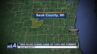 Wisconsin 10-year-old kills brother while playing 'cops and robbers' - Video