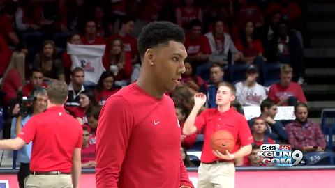 The latest on Allonzo Trier's ineligibility