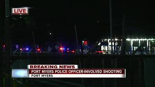 1 injured in Police involved shooting - Video