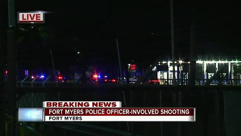 1 injured in Police involved shooting