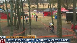 7th Annual Ruts n' Guts Competition in Broken Arrow - Video