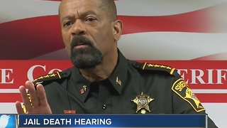 County Board pushes for independent investigation into jail deaths - Video