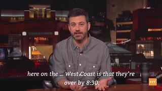 Oscar host Jimmy Kimmel say he'll only attend after parties if he does a good job | Hot Topics - Video